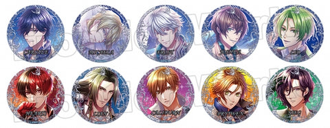 (1Box=10) (Goods - Badge) 100 Sleeping Princes & the Kingdom of Dreams Trading Button Badge Awakened Event Costume 8 (Moon Ver.)