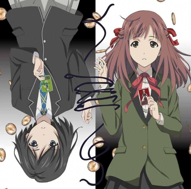 (Theme Song) TV Lostorage incited WIXOSS OP: Lostorage / Yuka Iguchi [Anime Edition]