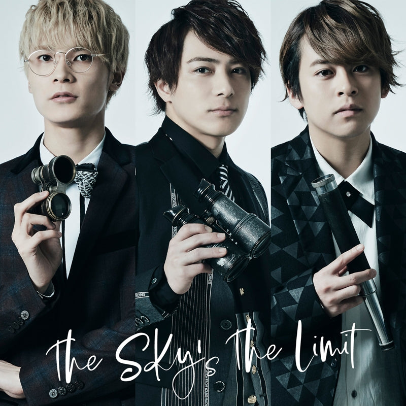 (Maxi Single) Aoku Tooku by The Sky's The Limit [LIFE IS A JOURNEY Music Video]