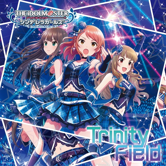 (Character Song) THE IDOLM@STER CINDERELLA GIRLS STARLIGHT MASTER 24 Trinity Field