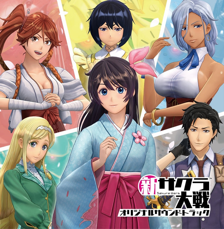 (Soundtrack) Sakura Wars 2019 PS4 Version Original Soundtrack
