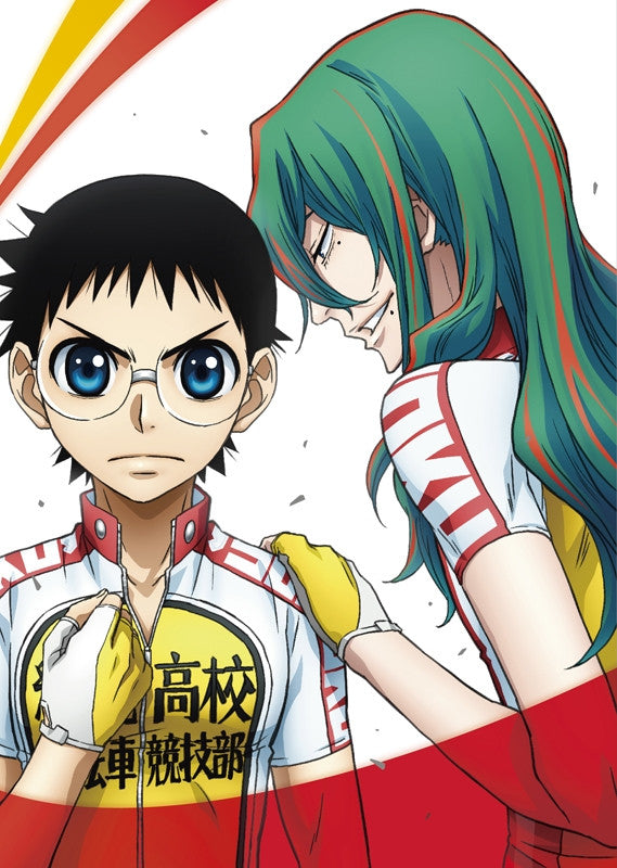 (DVD) TV Yowamushi Pedal NEW GENERATION Vol.1 [animate Limited Edition]