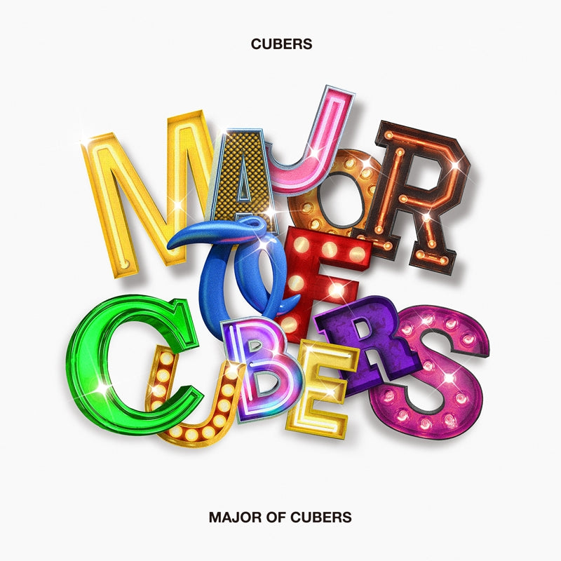 (Album) MAJOR OF CUBERS by CUBERS [Deluxe First Run Limited Edition]