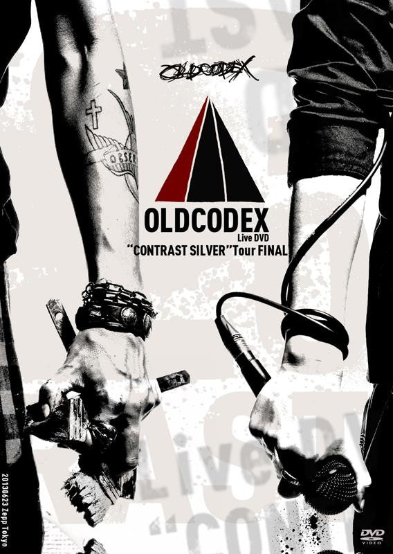 "(DVD) OLDCODEX / OLDCODEX Live DVD ""CONTRAST SILVER"" Tour FINAL"