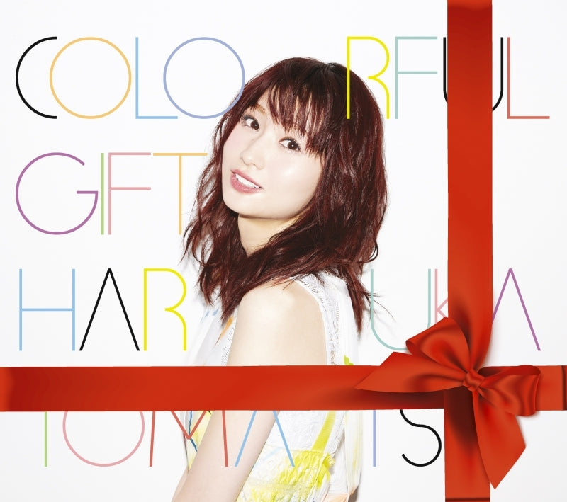 (Album) COLORFUL GIFT by Haruka Tomatsu [First Run Limited Edition]