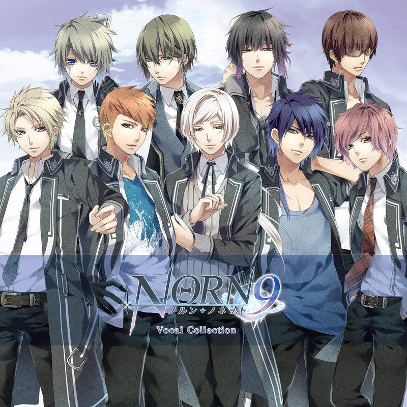 (Album) NORN9: Norn+Nonet Vocal Collection