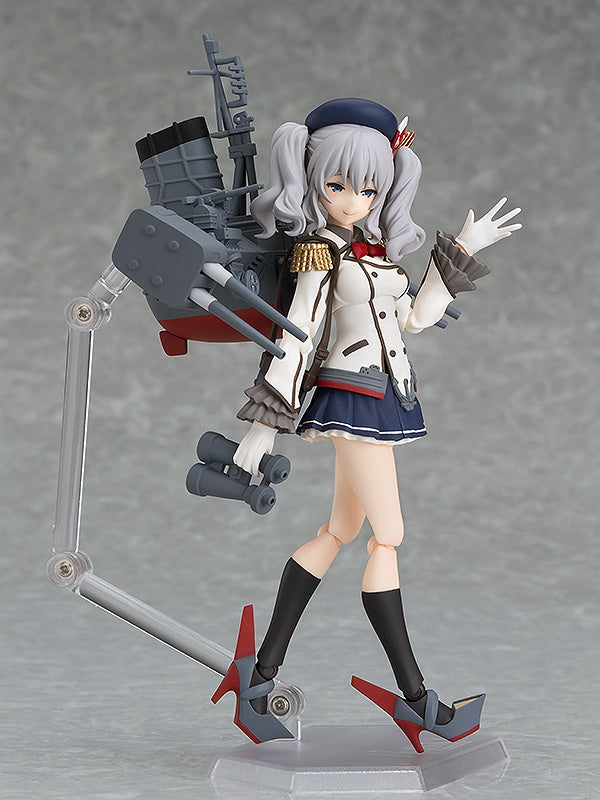 (Action Figure) Kantai Collection -KanColle- figma Kashima (Re-release)