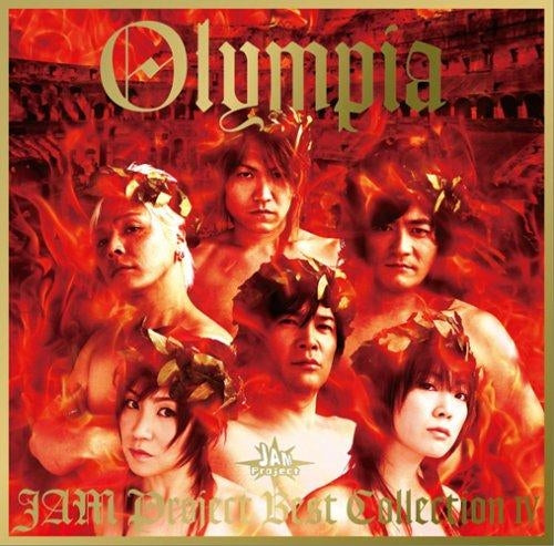 (Album) JAM Project BEST COLLECTION IV Olympia by JAM Project