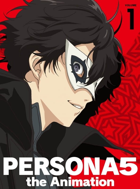 (Blu-ray) Persona 5 TV Series 1 [Production Limited Edition]