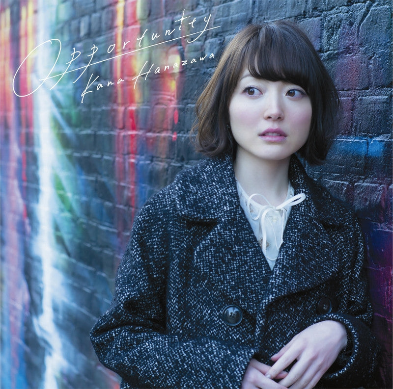 (Album) Opportunity by Kana Hanazawa [Regular Edition]