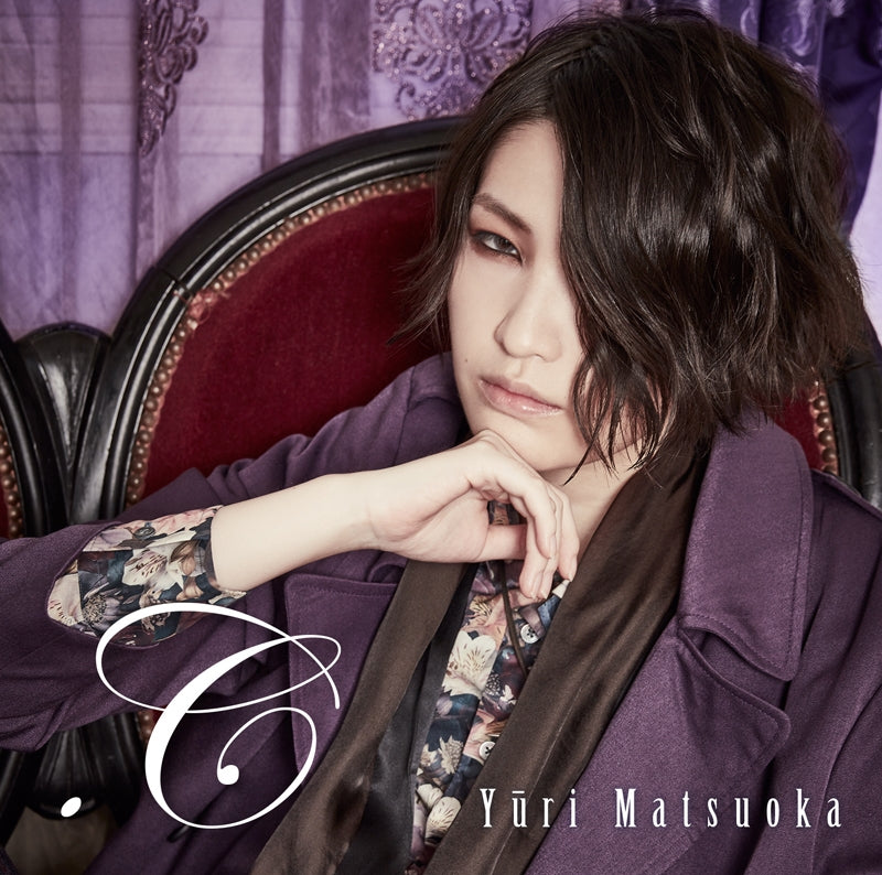 (Album) .C by Yuri Matsuoka [First Run Limited Edition]