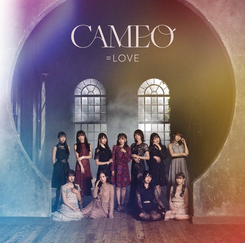 (Maxi Single) CAMEO by =LOVE [TYPE-A]