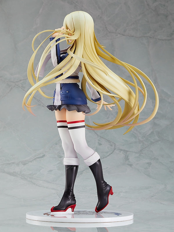 (Bishojo Figure) Warlords of Sigrdrifa Claudia Bruford