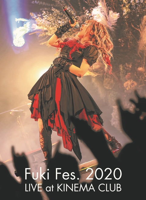 (Blu-ray) Fuki: Fuki Fes. 2020 LIVE at KINEMA CLUB [Regular Edition]