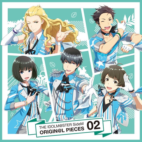(Character Song) THE IDOLM@STER (Idolmaster) SideM Original Pieces 02