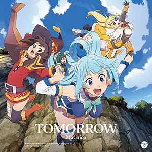(Theme Song) KonoSuba: God's Blessing On This Wonderful World! TV Series OP: Tomorrow by Machico [Regular Edition]