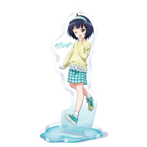 (Goods - Stand Pop) Is the Order a Rabbit? BLOOM Acrylic Stand Maya