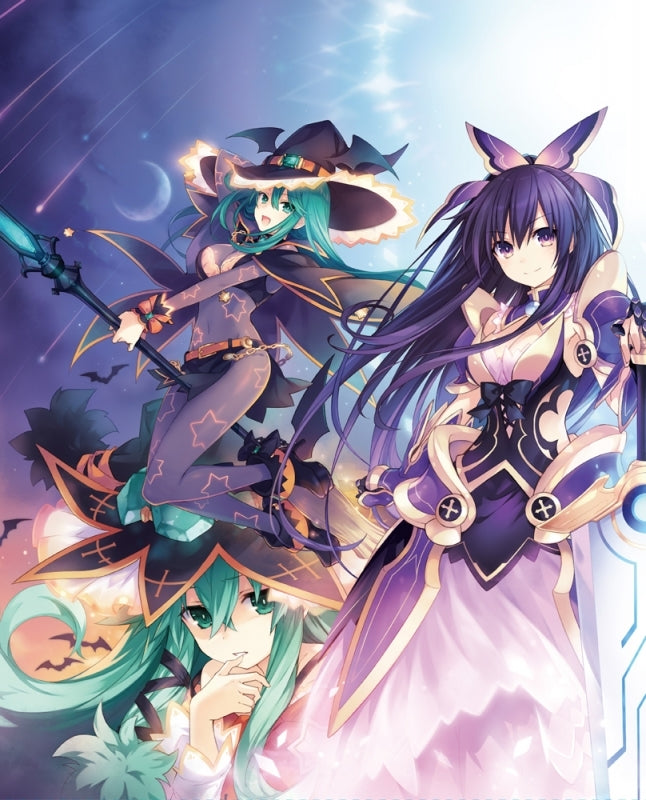 (Blu-ray) Date A Live TV Series Season 3 Blu-ray BOX Part 1 [Regular Edition]
