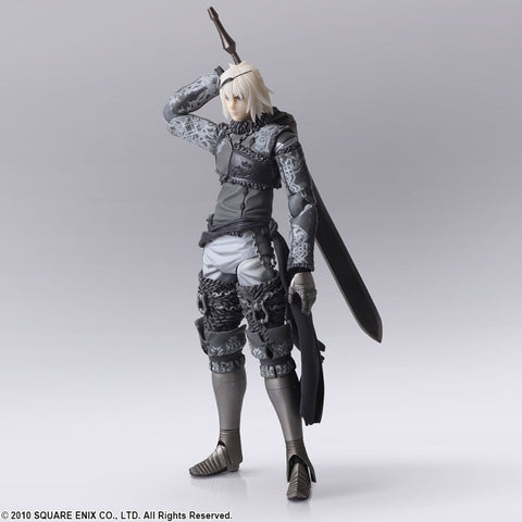 (Action Figure) NieR RepliCant BRING ARTS Nier & Emil