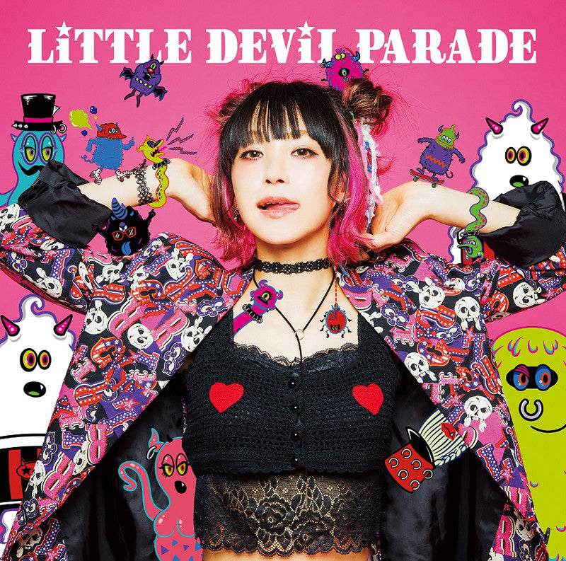 (Album) LiTTLE DEViL PARADE by LiSA [Regular Edition]