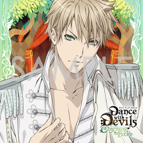 (Drama CD) Captivating CDs Whispered by the Devil: Dance with Devils - Charming Book Vol. 1 Rem (CV. Soma Saito)