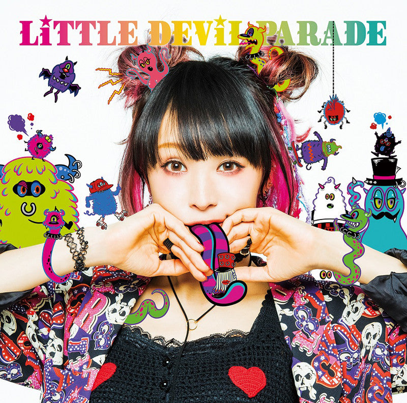 (Album) LiTTLE DEViL PARADE by LiSA [w/ Blu-ray, Limited Edition]