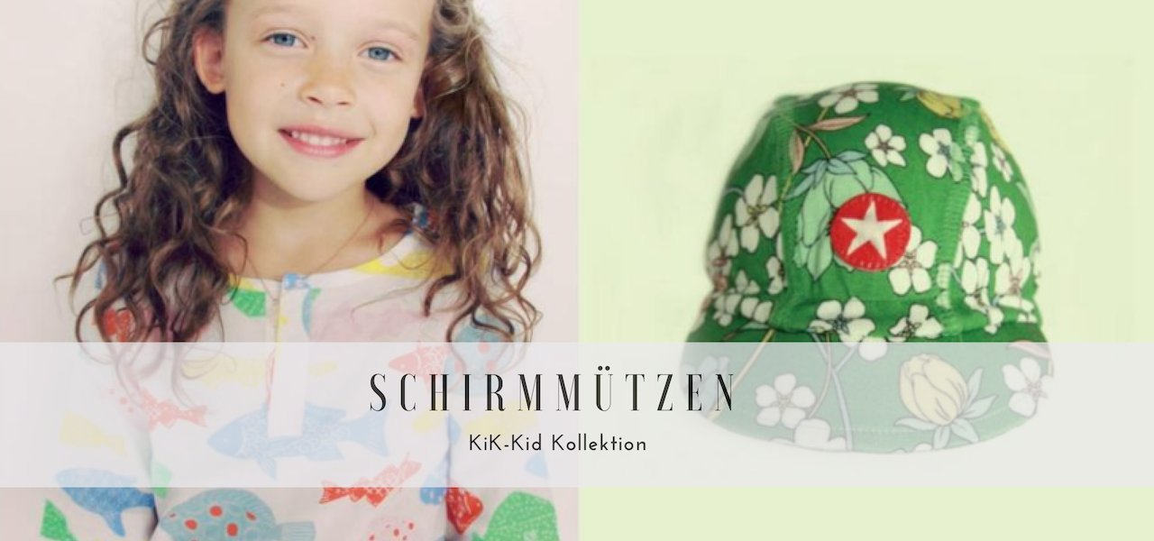 Neue Sommerkollektion  KIK*KID