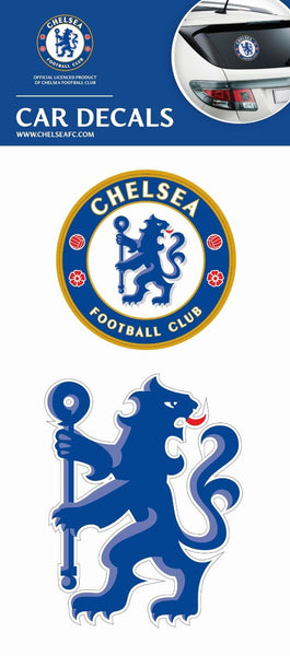 c48249119a84 SOCCER EUROPE CLUB OFFICIALLY LICENSED CAR DECALS - Sport Gear Plus