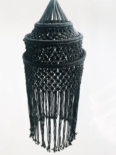 MACRAME LIGHT SHADE ON SALE