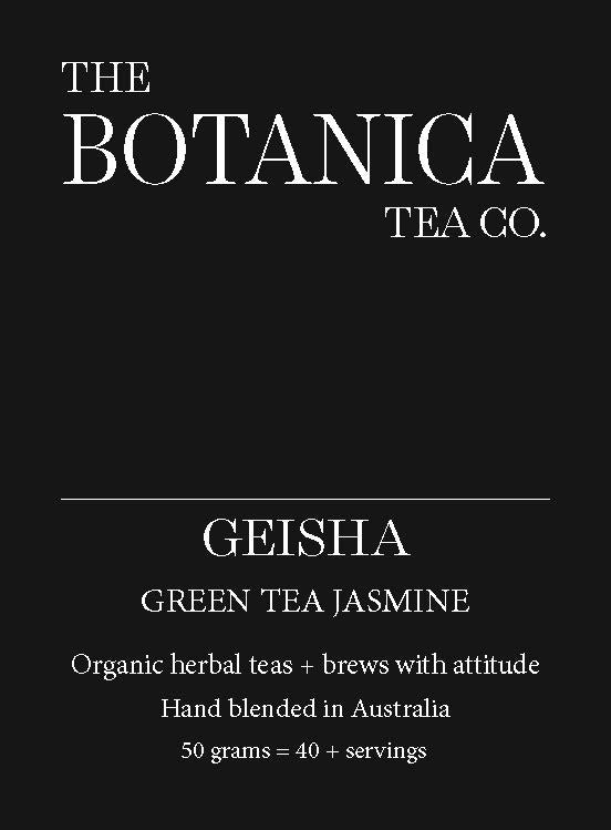GEISHA Green Tea Jasmine