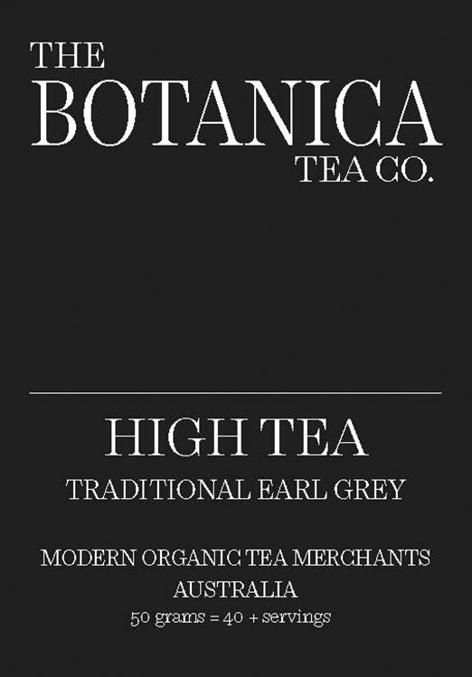 HIGH TEA Earl Grey