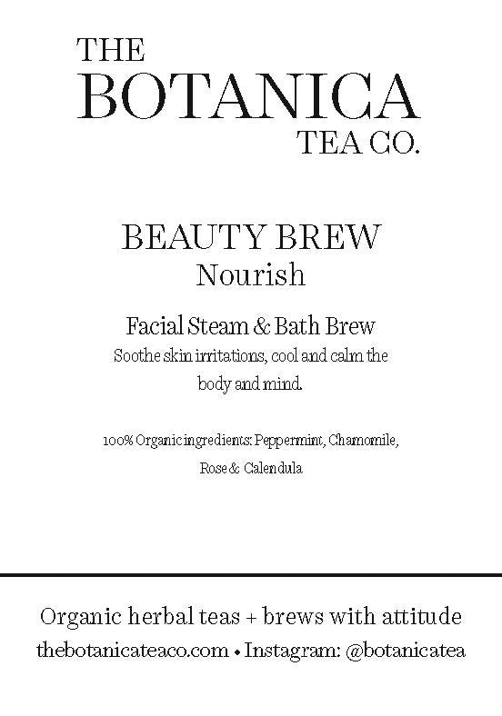 BEAUTY BREW #2 – NOURISH