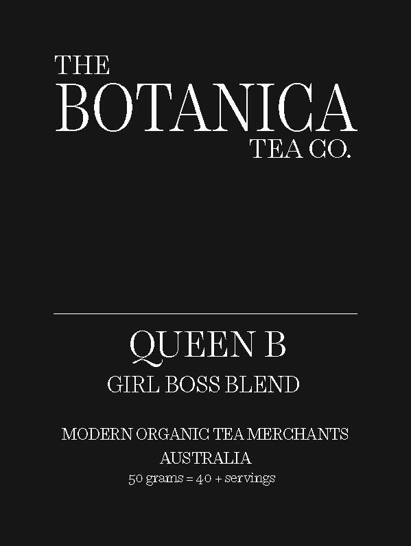 QUEEN B Girl Boss Blend