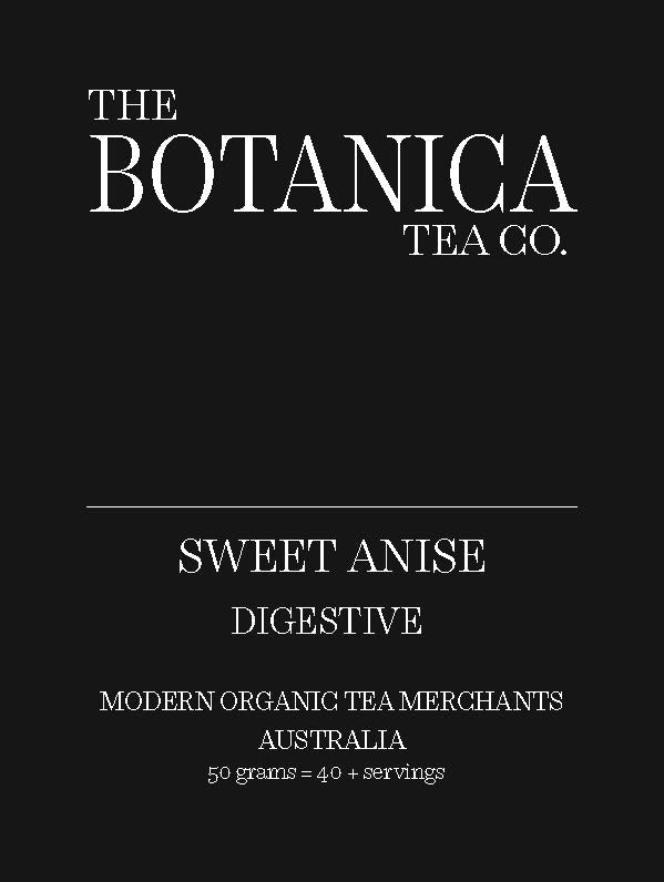 SWEET ANISE Digestive