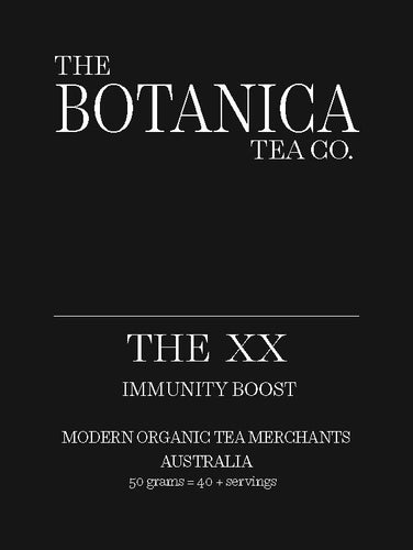 THE XX Immunity Boost