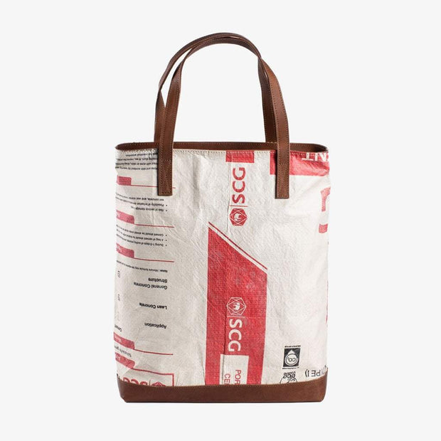 Tote Zip - Red Elephant