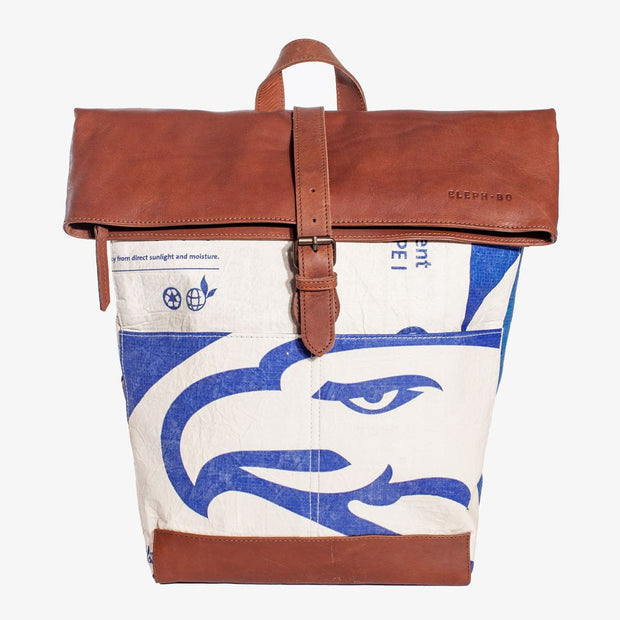 Recycling Rucksack Klein - Blue Eagle