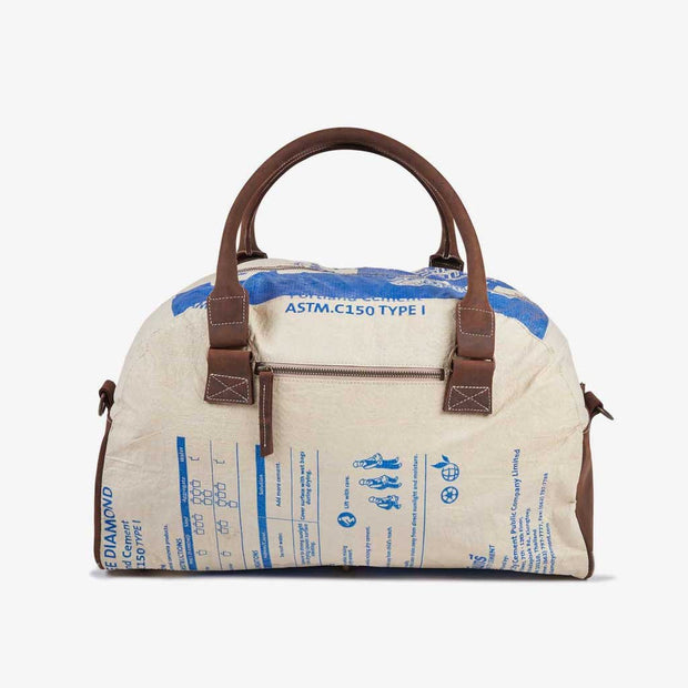 Recycling Reisetasche (Weekender) - Blue Eagle