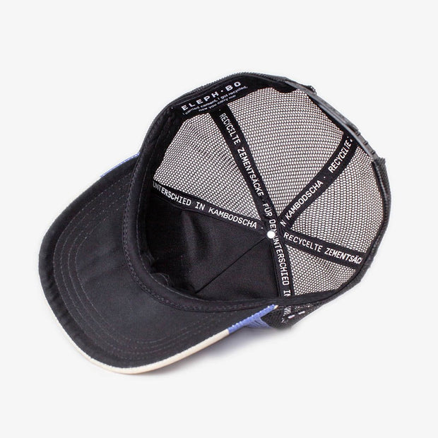Cap Mesh  - Blue Junior