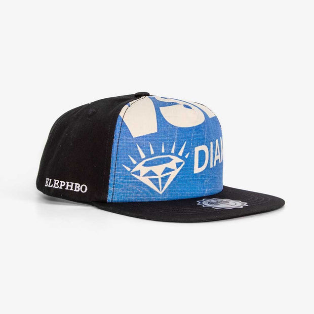 Snapback - Blue Diamond