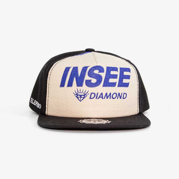 Recycling Snapback 19 - Blue Insee