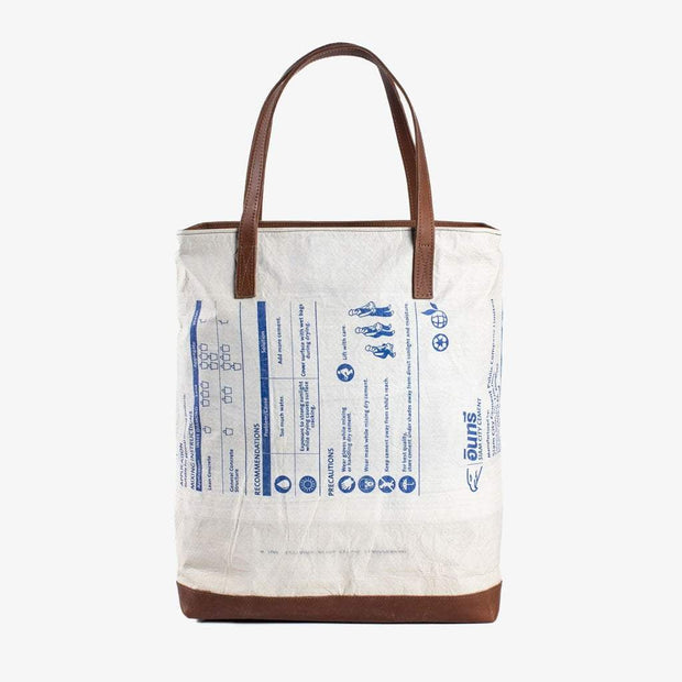 Tote Zip - Blue Eagle
