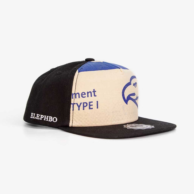 Recycling Snapback 19 - Blue Junior