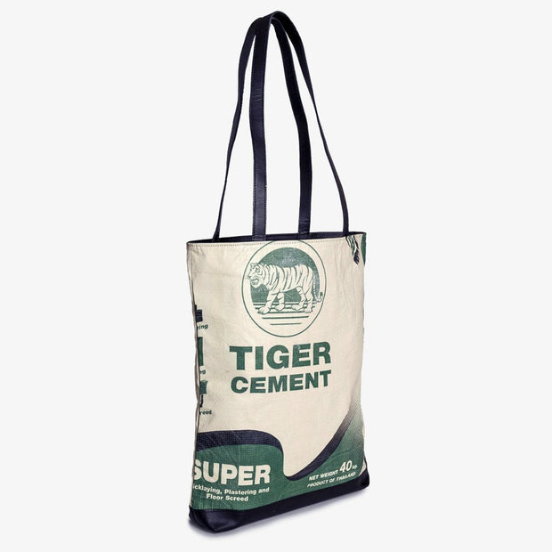 Overused Tote - Green Super