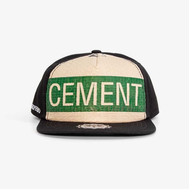 Recycling Snapback 19 - Green Cement