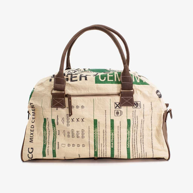 Recycling Reisetasche (Weekender) 18 - Green Tiger