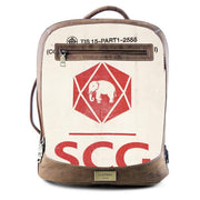 Rucksack - Multi - Red Elephant - Elephbo