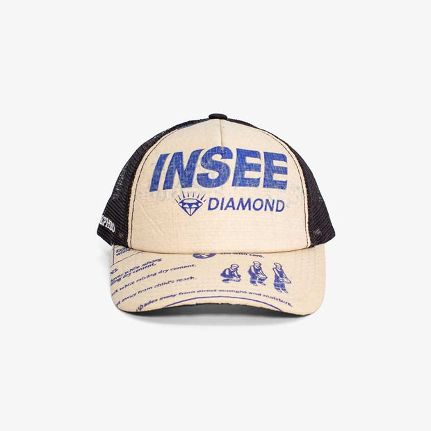 Cap Mesh - Blue Insee