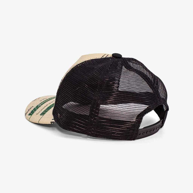 Cap Mesh - Green Light