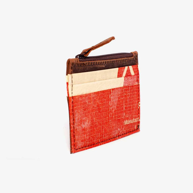 Card Holder- Red Full